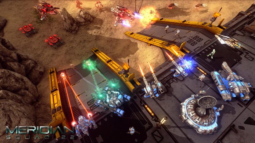 Screenshot 4 - Meridian: Squad 22