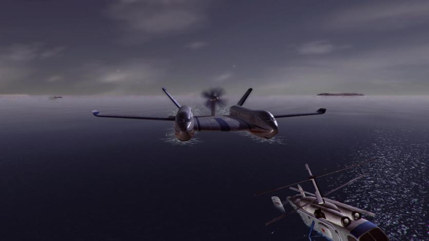 Screenshot 3 - Soviet Monsters: Ekranoplans