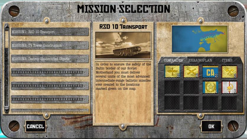 Screenshot 4 - Soviet Monsters: Ekranoplans