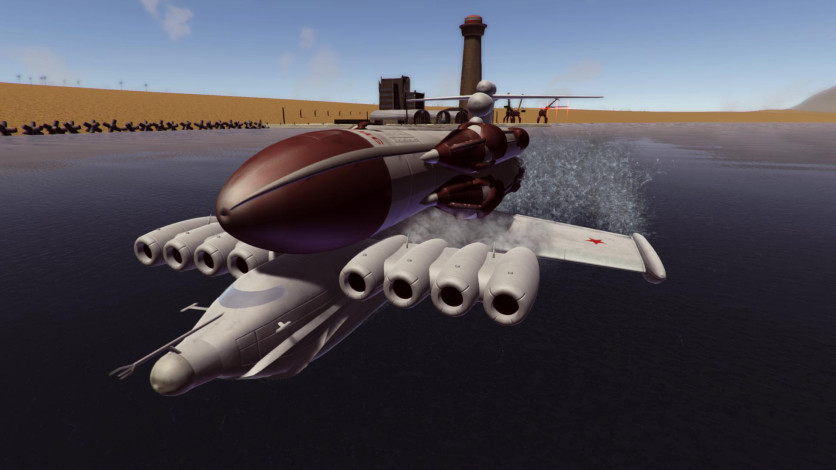Screenshot 9 - Soviet Monsters: Ekranoplans