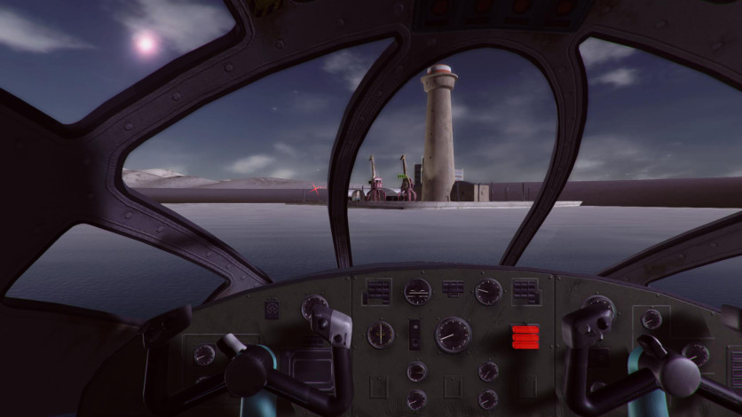 Screenshot 8 - Soviet Monsters: Ekranoplans