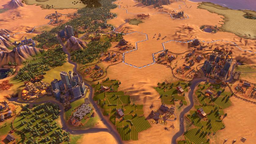 Screenshot 5 - Sid Meier's Civilization VI - Australia Civilization & Scenario Pack