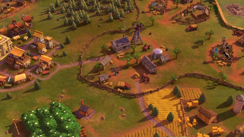 Screenshot 4 - Sid Meier's Civilization VI - Australia Civilization & Scenario Pack