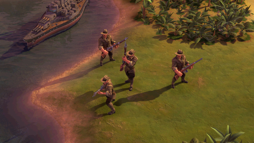 Screenshot 2 - Sid Meier's Civilization VI - Australia Civilization & Scenario Pack