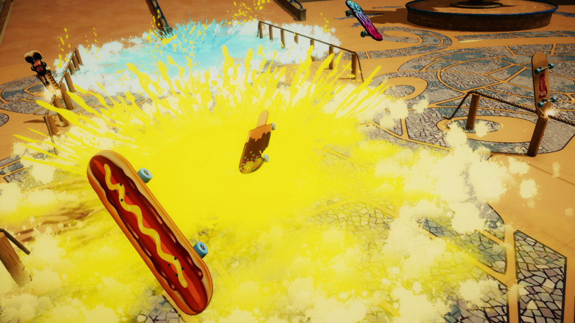Screenshot 1 - Decksplash