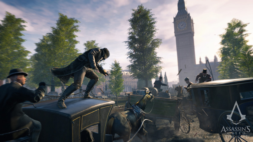 Screenshot 5 - Assassin's Creed Syndicate - Gold Edition