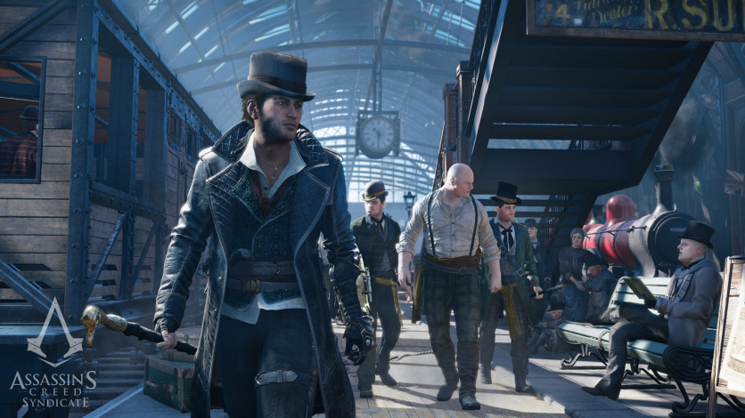 Screenshot 2 - Assassin's Creed Syndicate - Gold Edition