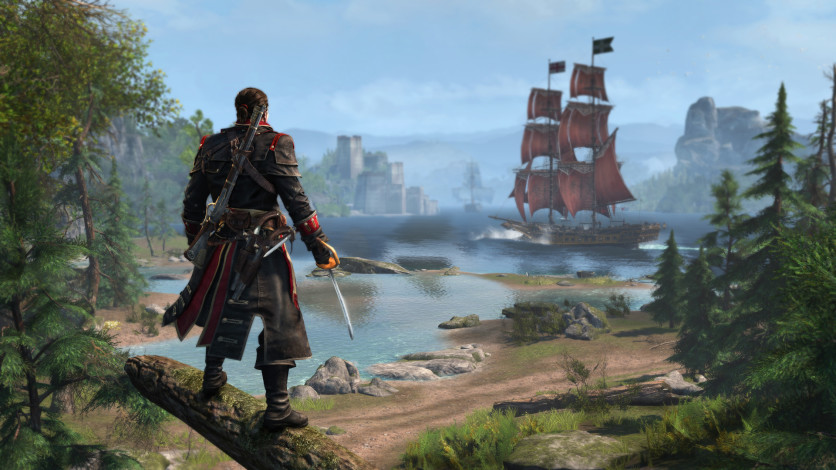 Screenshot 5 - Assassin's Creed Rogue Deluxe Edition