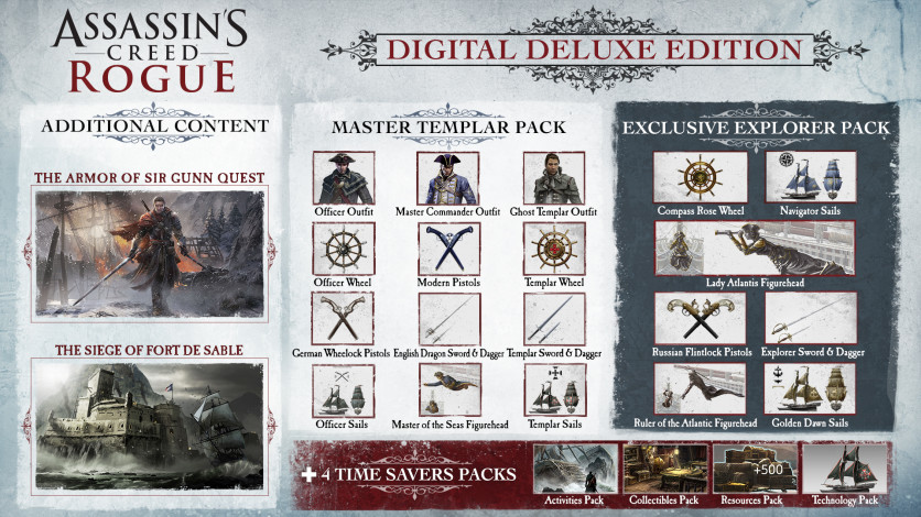 Screenshot 2 - Assassin's Creed Rogue Deluxe Edition