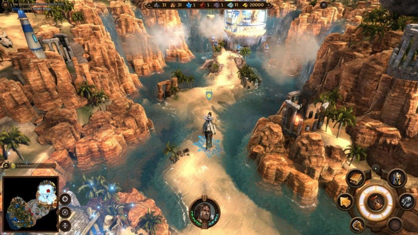Screenshot 3 - Might & Magic Heroes VII - Deluxe Edition
