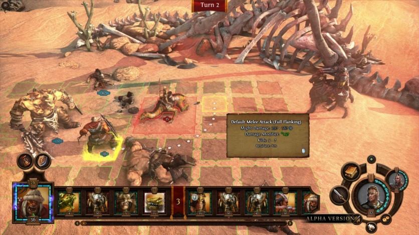 Screenshot 6 - Might & Magic Heroes VII - Deluxe Edition