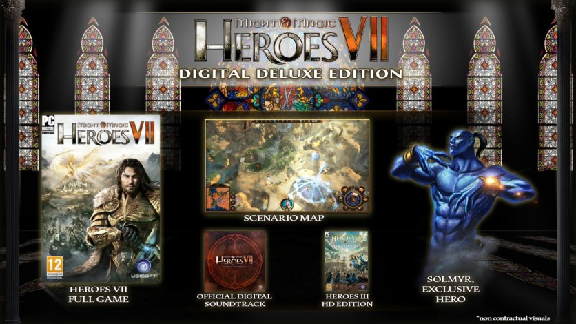 Screenshot 2 - Might & Magic Heroes VII - Deluxe Edition