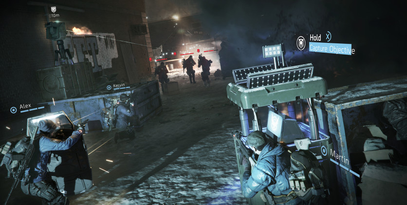 Screenshot 1 - Tom Clancy's The Division: Last Stand