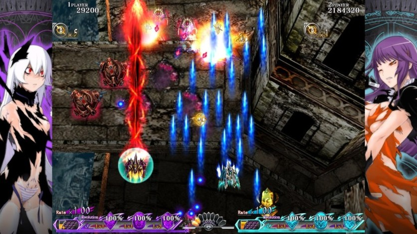 Screenshot 12 - Caladrius Blaze