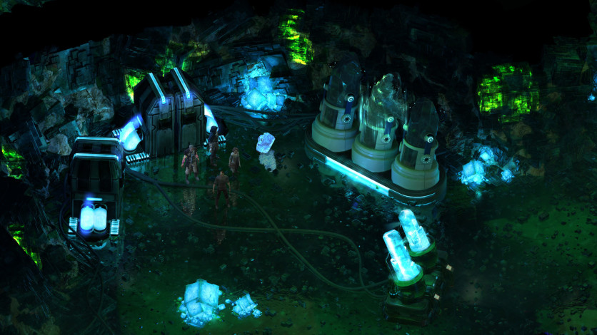 Screenshot 10 - Torment: Tides of Numenera - Legacy Edition