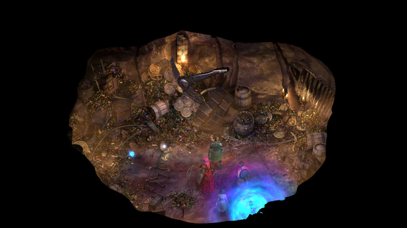 Screenshot 12 - Torment: Tides of Numenera - Legacy Edition