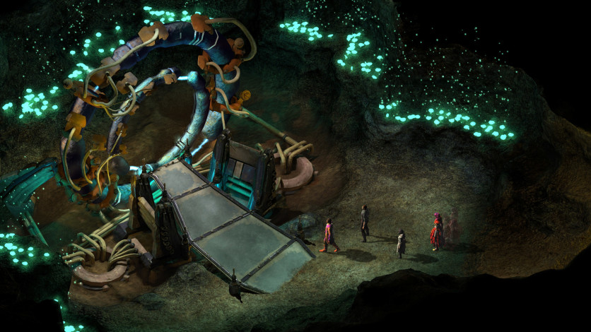 Screenshot 17 - Torment: Tides of Numenera - Legacy Edition