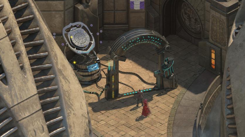 Screenshot 14 - Torment: Tides of Numenera - Legacy Edition