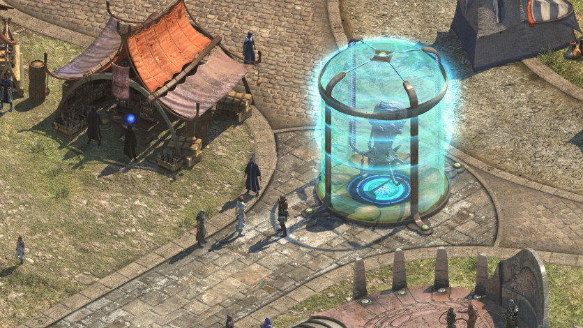 Screenshot 4 - Torment: Tides of Numenera - Legacy Edition