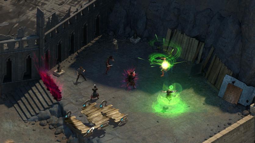 Screenshot 8 - Torment: Tides of Numenera - Legacy Edition