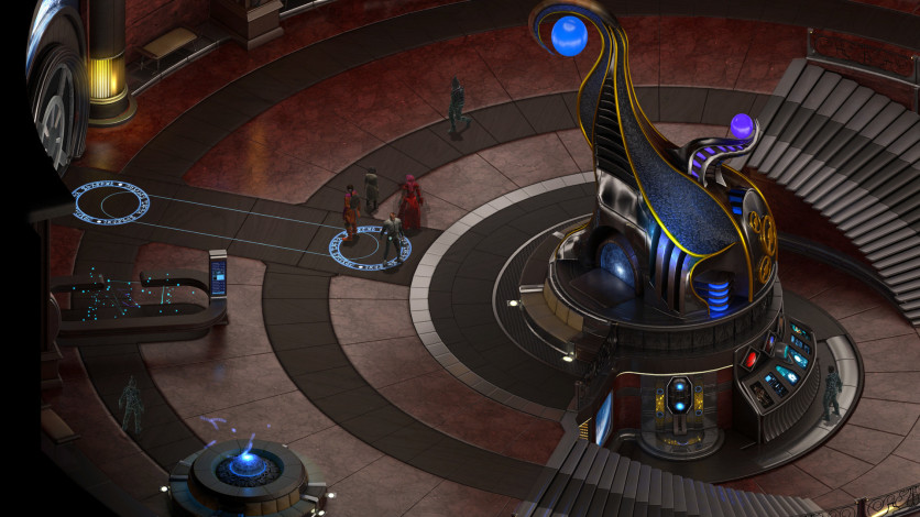 Screenshot 6 - Torment: Tides of Numenera - Legacy Edition