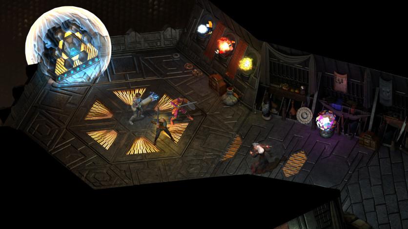 Screenshot 11 - Torment: Tides of Numenera - Legacy Edition