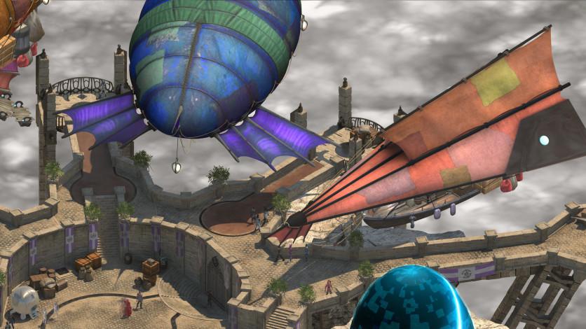 Screenshot 5 - Torment: Tides of Numenera - Legacy Edition