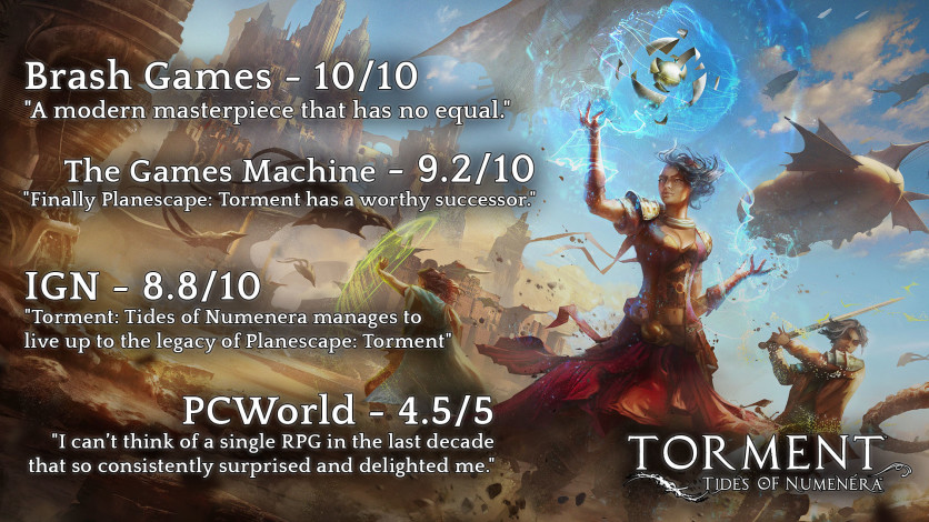 Screenshot 9 - Torment: Tides of Numenera - Immortal Edition