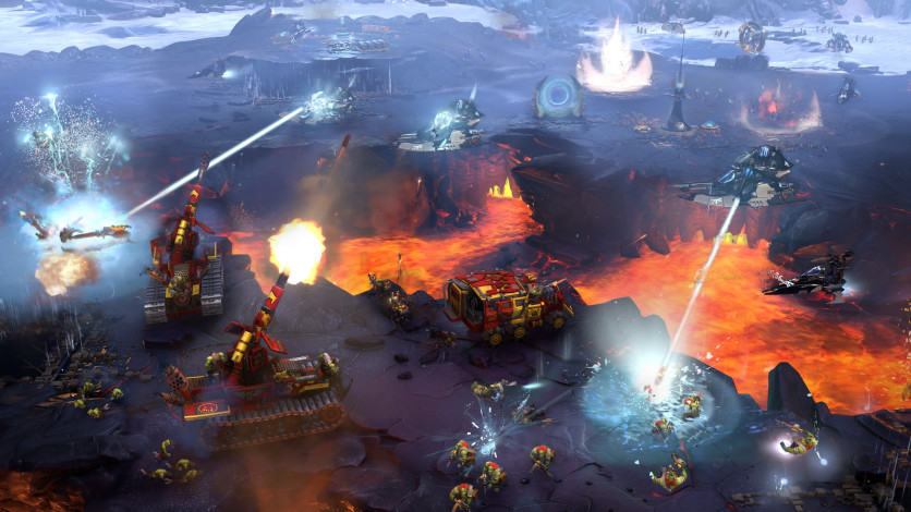 Screenshot 13 - Warhammer 40.000: Dawn of War III