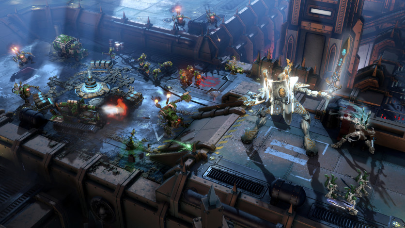 Screenshot 14 - Warhammer 40.000: Dawn of War III