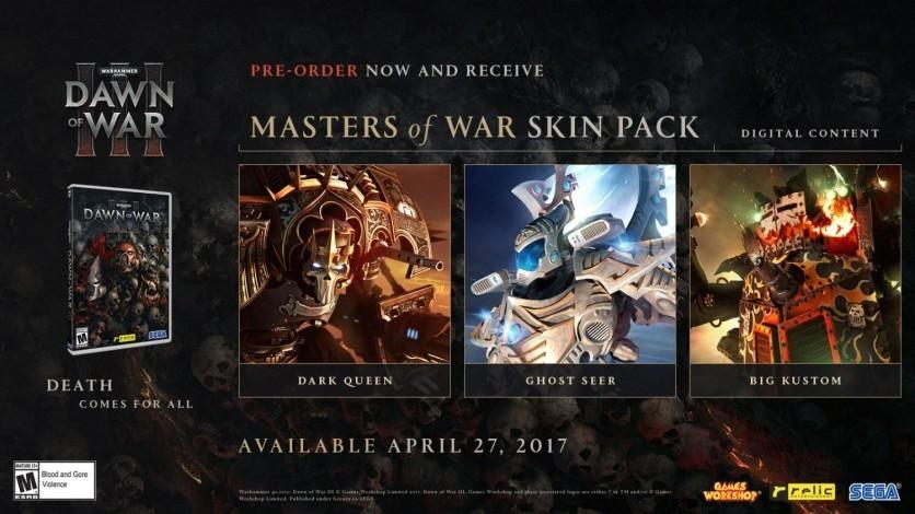 Screenshot 17 - Warhammer 40.000: Dawn of War III