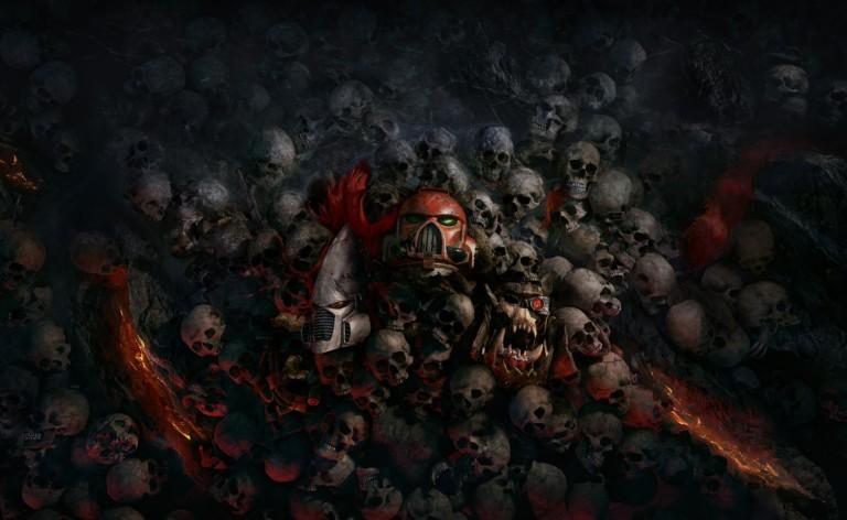 Screenshot 2 - Warhammer 40.000: Dawn of War III