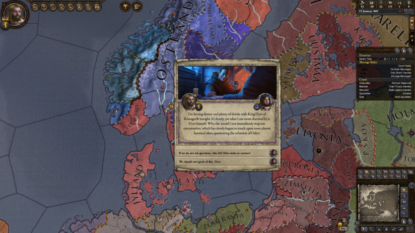 Screenshot 4 - Crusader Kings II: Monks and Mystics