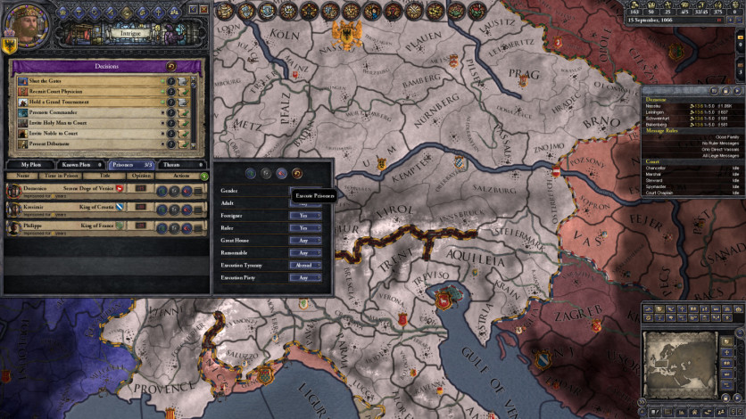 Screenshot 3 - Crusader Kings II: Monks and Mystics