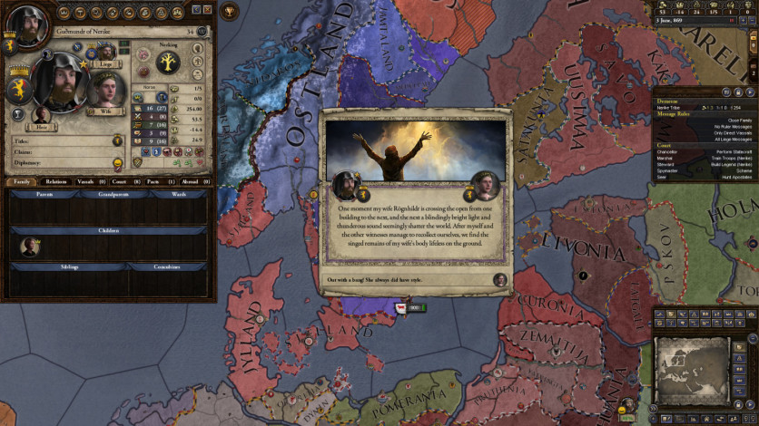 Screenshot 8 - Crusader Kings II: Monks and Mystics
