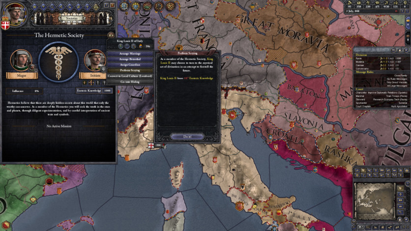 Screenshot 5 - Crusader Kings II: Monks and Mystics