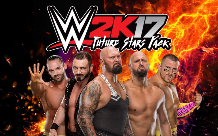 Screenshot 1 - WWE 2K17 - Future Stars Pack