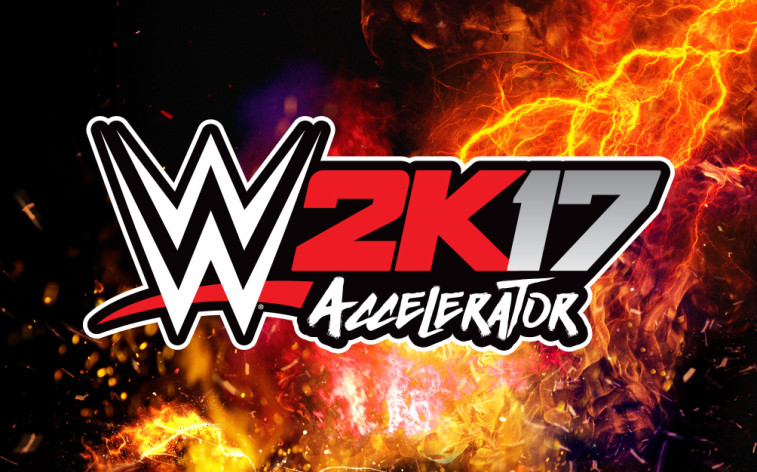 Screenshot 1 - WWE 2K17 - Accelerator