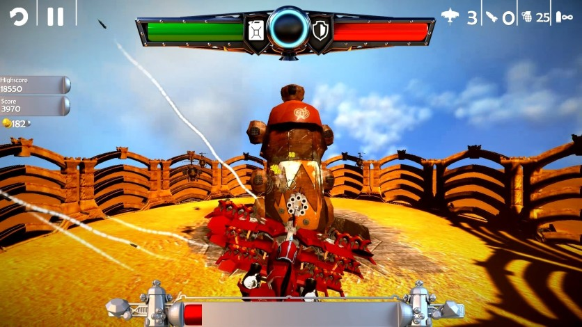 Screenshot 11 - Red Barton and The Sky Pirates