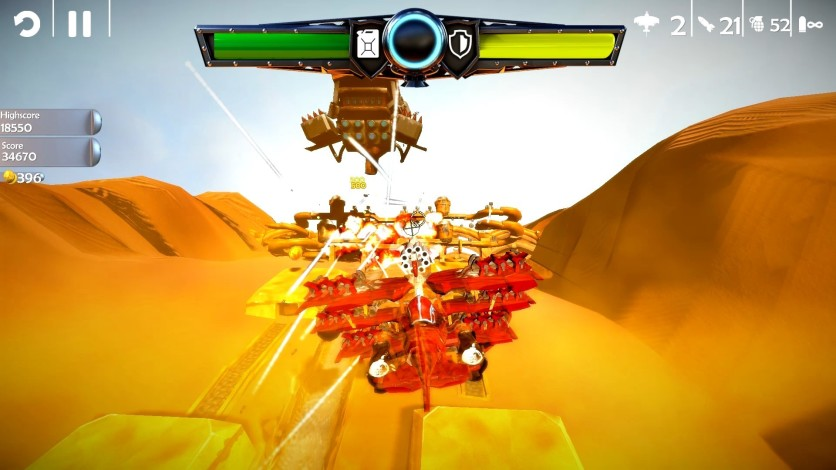 Screenshot 9 - Red Barton and The Sky Pirates