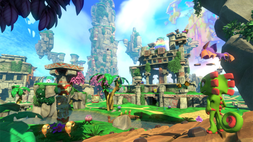 Screenshot 4 - Yooka-Laylee: Deluxe Edition