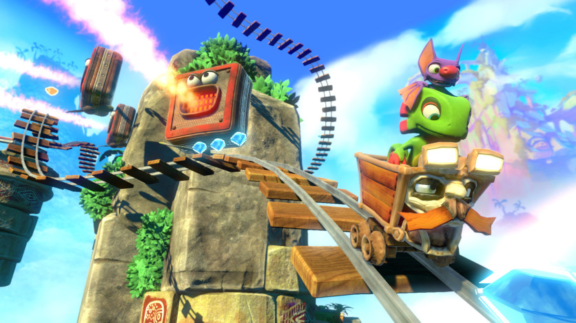 Screenshot 13 - Yooka-Laylee: Deluxe Edition