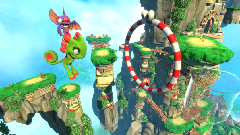 Screenshot 9 - Yooka-Laylee: Deluxe Edition