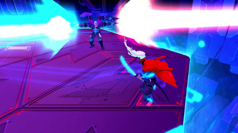 Screenshot 8 - Furi: One More Fight