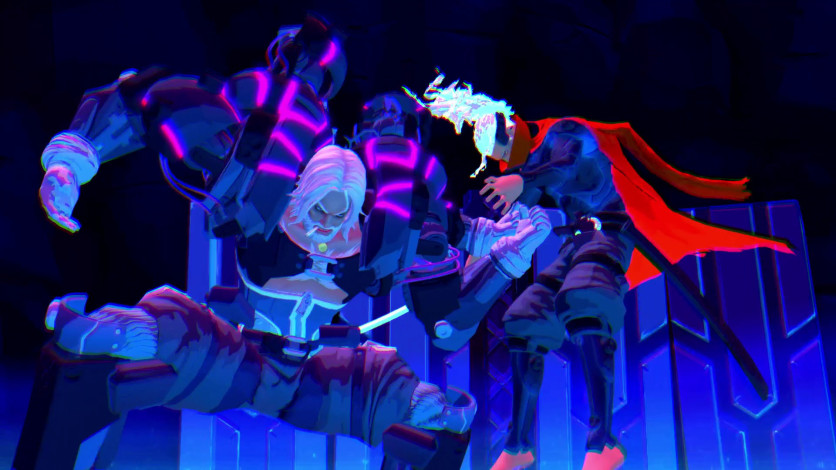 Screenshot 5 - Furi: One More Fight