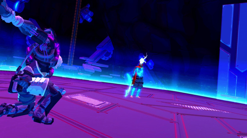 Screenshot 3 - Furi: One More Fight