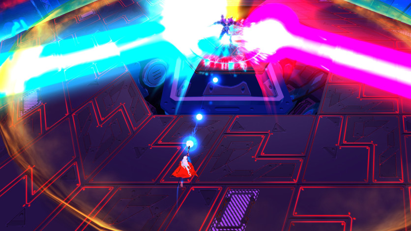 Screenshot 4 - Furi: One More Fight