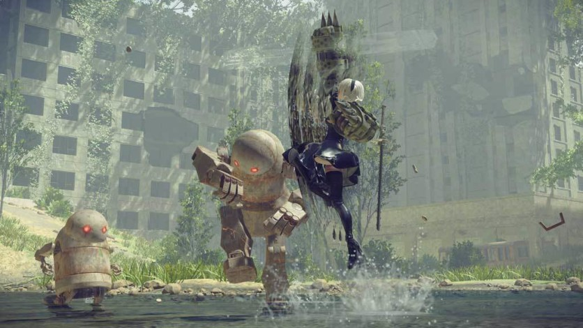Screenshot 8 - NieR: Automata