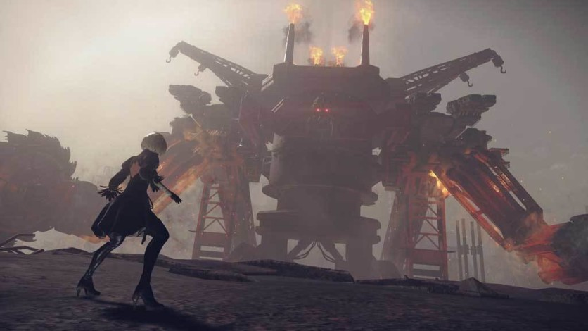 Screenshot 3 - NieR: Automata