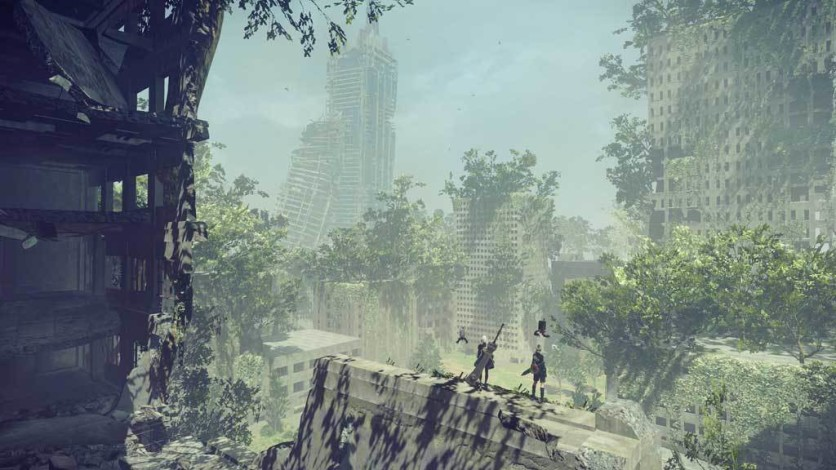 Screenshot 4 - NieR: Automata